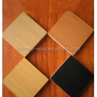 Melamine laminated plywood/Melamine laminated board