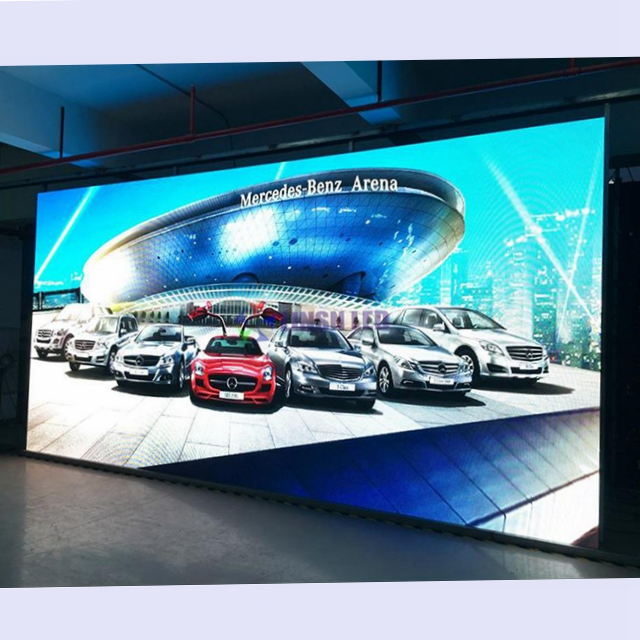 full color 10mm large advertising screen