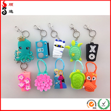 2016 Newest Bath Body Works hello kitty Hand Sanitizer Pocketbac Holders for Gifts