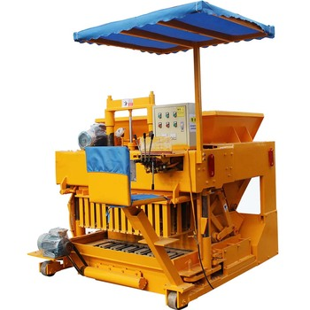 YLF6-30 egg laying machine for making hollow concrete bricks
