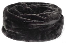 oversized bean bags,long fur beanbag lounger,Soft and stylish UltraFur bean bag cover