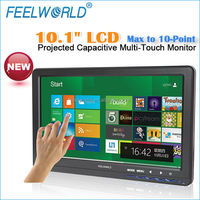 "2014 newest 10.1"" Projective capacitive Touchscreen monitor"