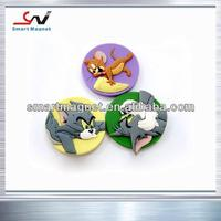 rubber souvenir soft 3D fridge magnet