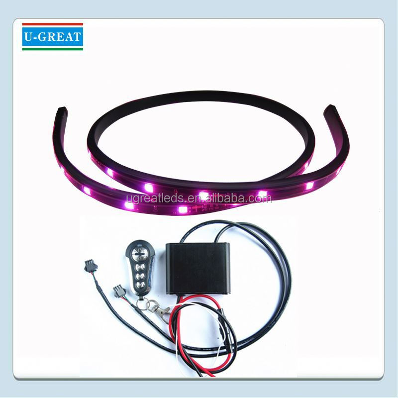 Remote Control motorcycle led warning lights with high quality