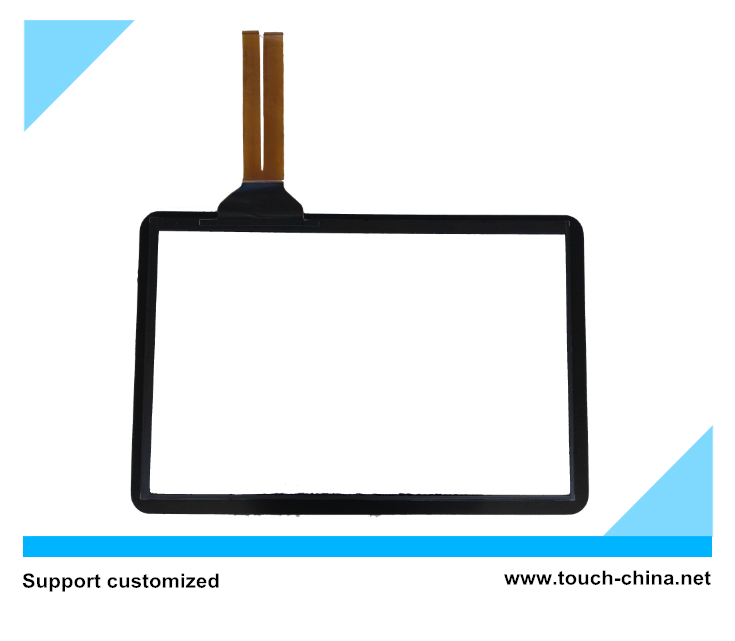 "19"" touch screen glass film adhesive thin film flexible solar panel"