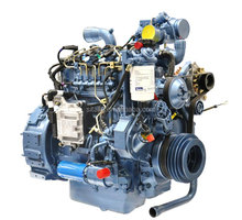 Weichai WP4 series diesel engine with power 150~165hp