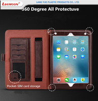 Chinese Style Flip Smart Leather Case Cover For Huawei MediaPad M1/2,Tablet Leather Cases With Hand Strip For Huawei