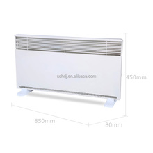 High Quality CE ETL Certificate 1500W Wall Mounted electric Aluminium infrared Heater Convector Panel Heater