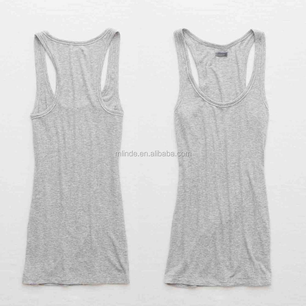 95% Viscose 5% Spandex OEM Women Fashion Sleeveless Tops Blouses
