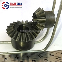 customized spiral bevel gears manufacturer