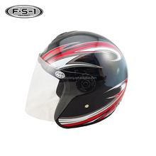 Colorful decals adults unique bell helmet motorcycle helmets for sale