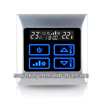 hvac warmwasser heizk rper gitter luftausstr mer zimmer thermostat digital raumthermostat. Black Bedroom Furniture Sets. Home Design Ideas