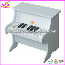2015 New wooden toy piano,popular wooden toy piano and hot sale children wooden toy piano with factory price W07C010-2