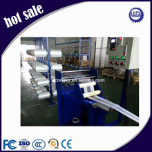 PET fiber composite strip production line / Polyester packing strap extrusion machine