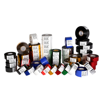 Different size can be produced printer ribbon hot stamping foil coding ribbon