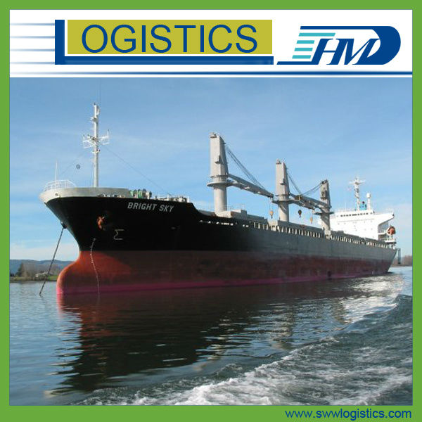 DDU DDP sea freight LCL agents integration service from Shenzhen to Canada