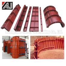 Q235 Steel Easy Used Peri Formwork For Construction