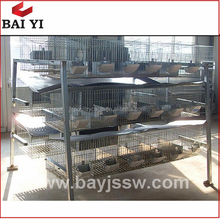 New Product Cheap Stainless Steel Rabbit Breeding Cages With Good Quality
