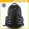 high quality black polyester lightweight athletic sports sling bag