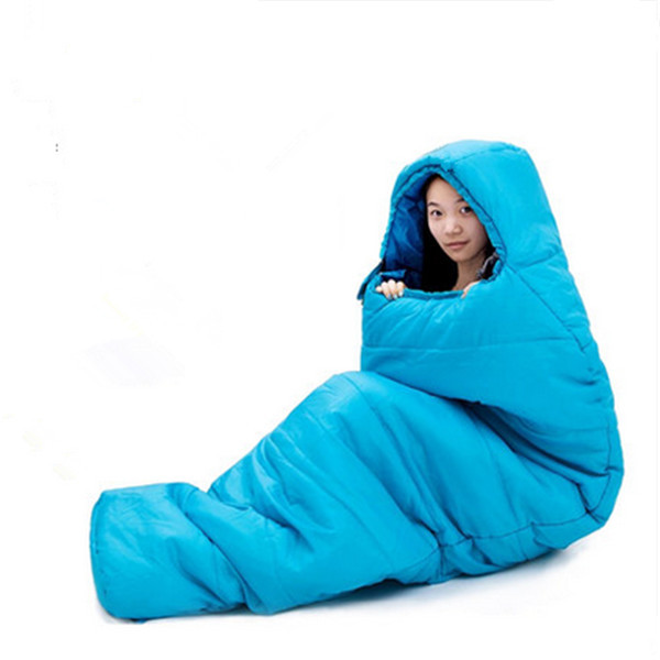 Brand new duck down sleeping bag summer sleeping bags