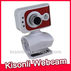 Free driver and software usb webcam ultra hd pc video webcam