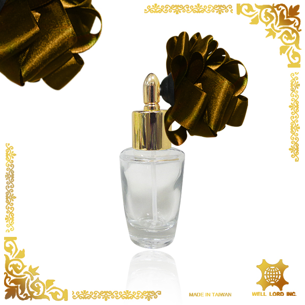 Flower bulb bottles design imitation bottle classic french perfumes