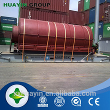 Small capacity pyrolysis system tires for wholesales