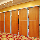 Movable Operable Folding Sound Proof Aluminum Partition Office Wall