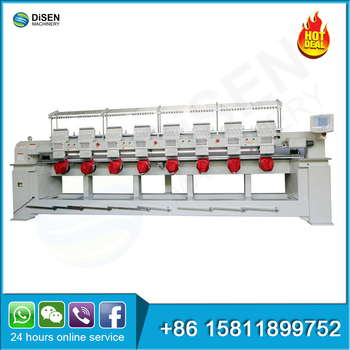 Cap embroidery machine china the best customize salwar kameez 250 area 8 10 12 15 head computerized embroidery machine price