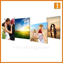 Hot Sale Customized Full Colour Printing Wall Art Canvas Frame Photo