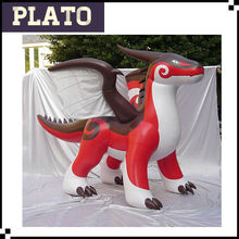 Hot Inflatable Zenith inflatable Red Dragon