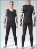 Digital Printing Winter Heated Thermal Underwear Fleece Polypropylene Young Men Baselayer Underwear