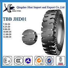China hot sale Bias truck tire 12.00 - 20 TBB with high quality online for sale