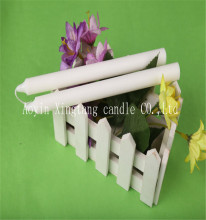 HOT SALE Newest Fashion white decorative stick candle