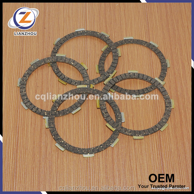 CG125 friction plate and automatic transmission friction plate