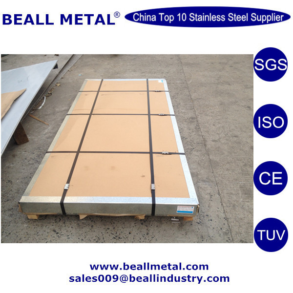 High Quality Stainless Steel 441 Sheet Price 2B/No.4/BA/8K Finish
