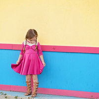 Ivory Lace Baby Girls Dresses High End Girl Clothing Kids Party Dresses
