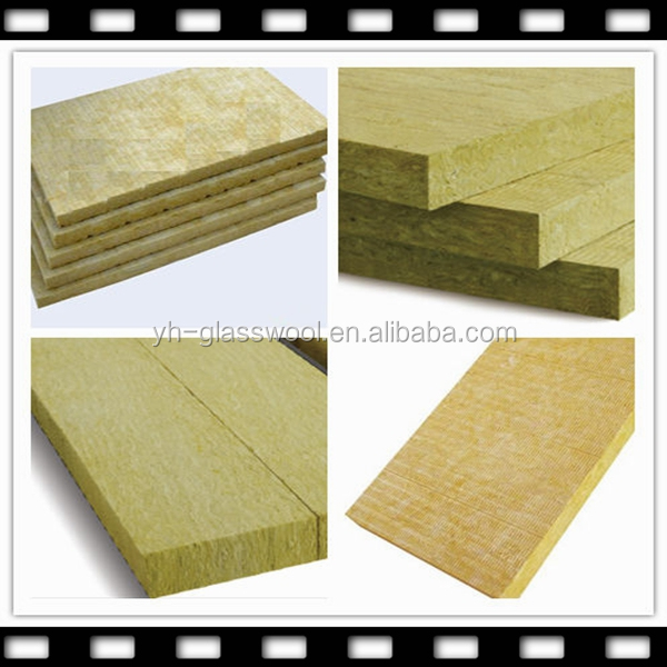 High density acoustic rockwool ceiling view rock wool for High density mineral wool