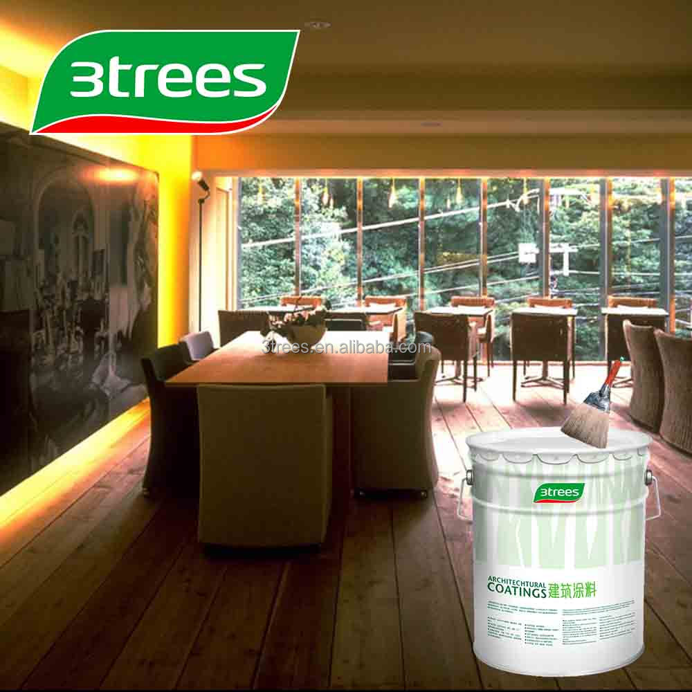 3TREES Hot Sell Economic PU Furniture Decoration Paint Sealer/Primer