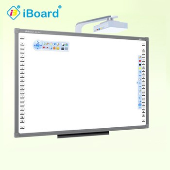 "iBoard 85"" 92"" 96"" multi-touch interactive whiteboard smart board aspect ratio 4:3 16:9 16:10"