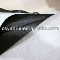 Polyester Textile Nonwoven Fabrics With Leather