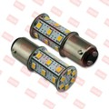High quality 1156 car tail light BA15S led light 24 led smd 2835 led auto LED turning light