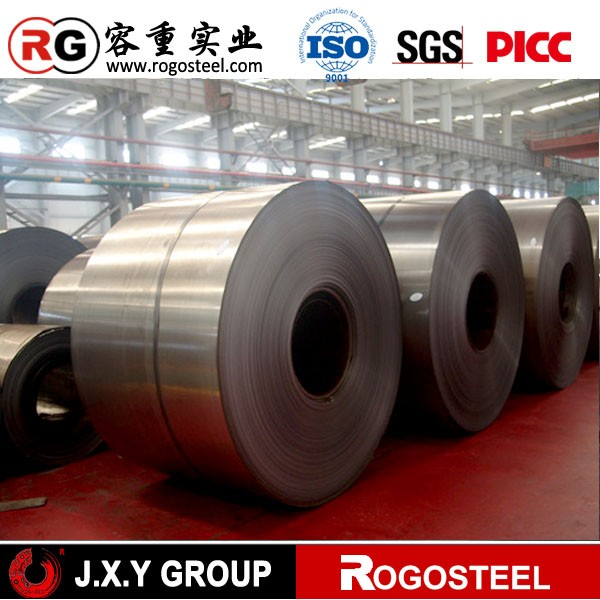 Customized professional cold rolled steel coil qingdao for travel