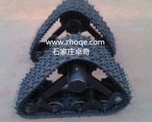 factory SUV PICkUP rubber track conversion system