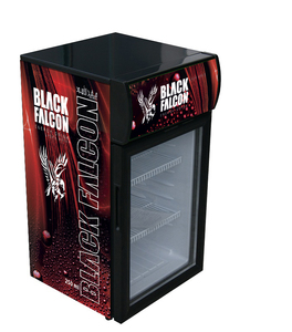 New design single door beverage cooler/beer fridge