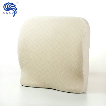 Free Sample Breathable Back Pain Relief Waist Pillow