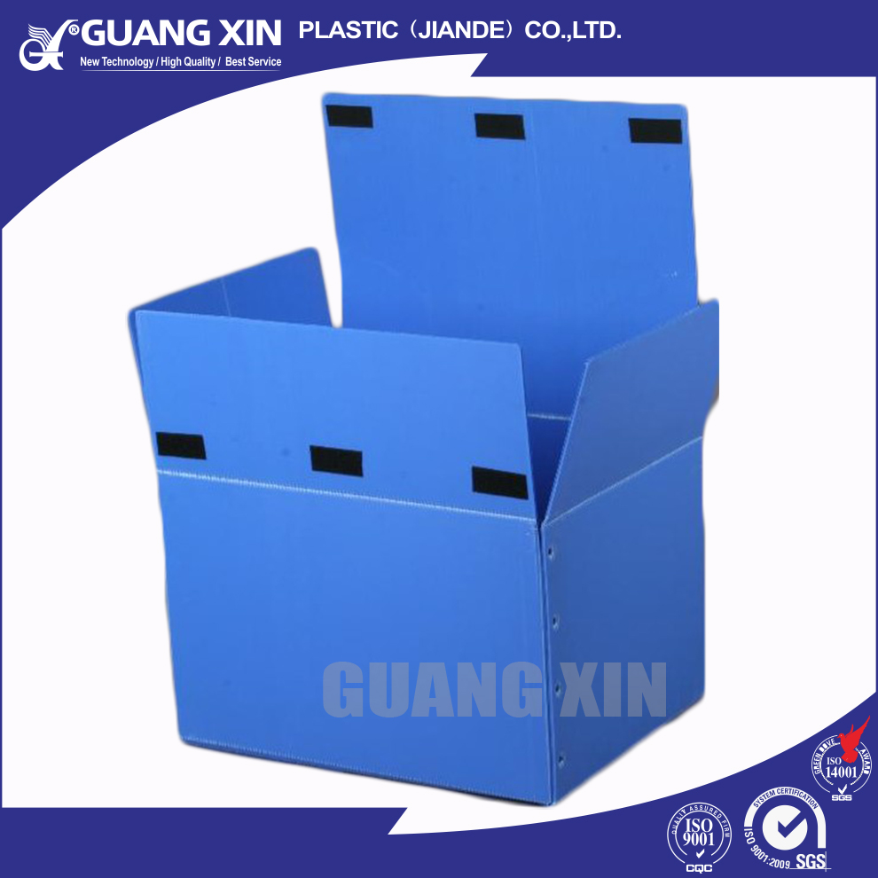Light weight/Hard stiffness pp corrugated board