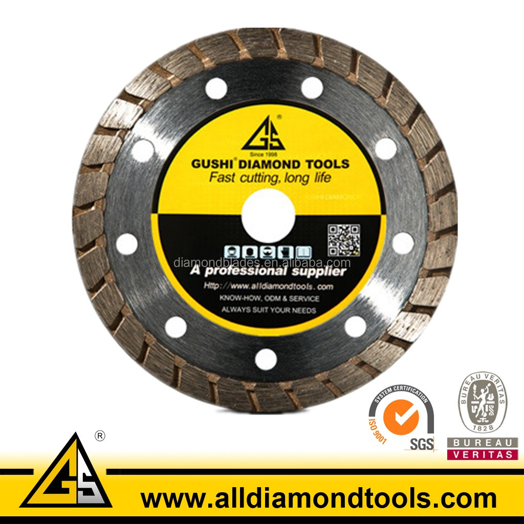 Hot Pressed Diamond Saw Blade for Cutting Marble and Granite