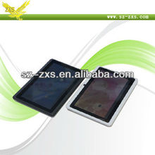 Zhixingsheng7''HD 5 Point Touch Screen Tablet PC Allwinner A13 Tablet PC Android4.0 mid+4G Nand Flash+512MB DDR3+Camera 0.3 Q88