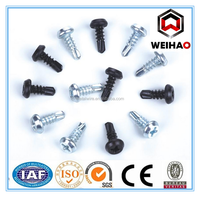High quality galvanized self tapping screws / self drilling screws